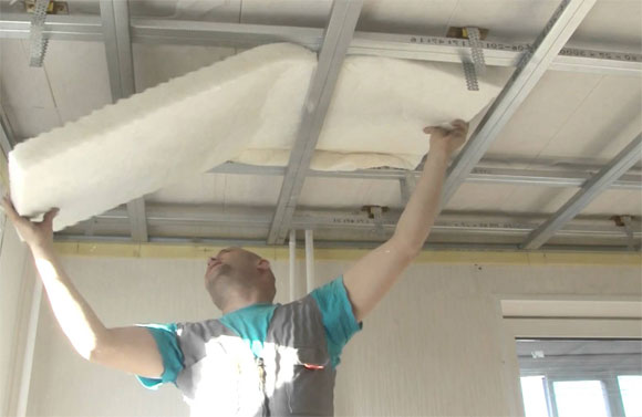 Video pose lambris pvc en plafond argenteuil devis de for Refaire son plafond